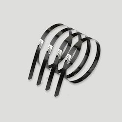 Stainless Steel Cable Ties (PVC Coated)