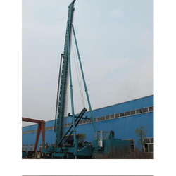 Hydraulic Rotary Piling Rigs Rental Service