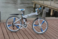 Bmw Foldable Cycle फ ल ड बल ब ई स इक ल