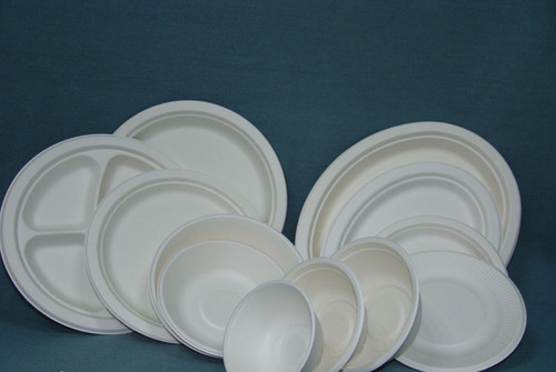 Paper-Pulp based Disposable Tableware