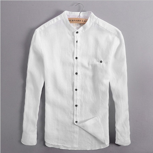 Men Pure Linen Shirts, Rs 700 /pieces R. K. Traders | ID: 13160833962