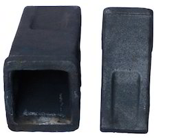 Tooth Point Casting Mild Steel