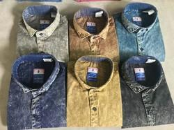 Men Full Sleeves Shirts