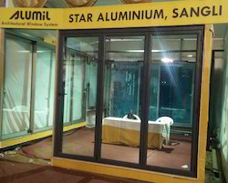Aluminium System Windows Imported