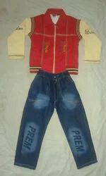 J smart 2030 Jacket With Pants Set