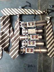 School tie belts