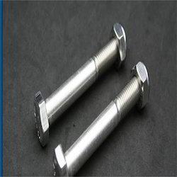 Hastelloy Steel Bolt