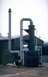 FRP Industrial Scrubber