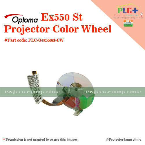 Optoma Ex550 St Projector Color Wheel