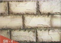 Stone Finish Wall