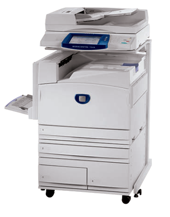Color Xerox Machine Work Centre 7228 7235 7245 Memory Size 768