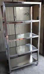 Five Shelves Steel Rack
