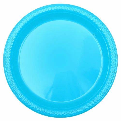 Plastic Coated Paper Plate  sc 1 st  IndiaMART & Plastic Coated Paper Plate at Rs 10 /pack   Paper Plate   ID ...
