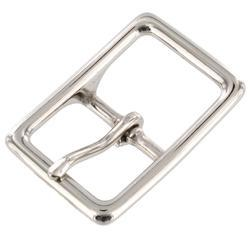 Center Bar Belt Buckles