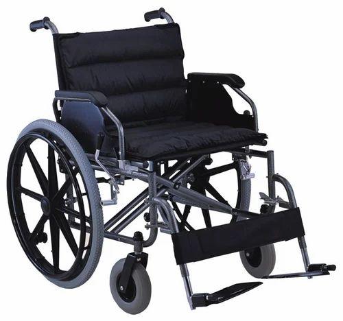 Heavy Duty Wheelchair, व्हीलचेयर in Kochi , Planet Trading   ID: 11325663148