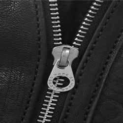 Metal Zippers for Leather Jacket