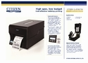 Citizen CL-E 730 Industrial Bar code Printer