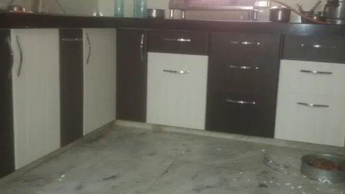 Pvc Kaka Kitchen Cabinet At Rs 20000 Piece Pvc Kitchen