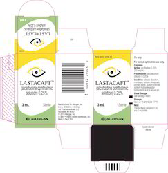Lastacaft Ophthalmic Solution