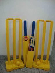 Cricket Kids Plastic Set