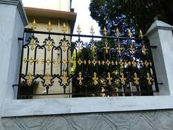 Cast Iron Railing
