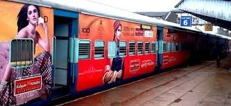 Indian Railway Advertisements