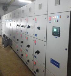 Main LT Control Panel