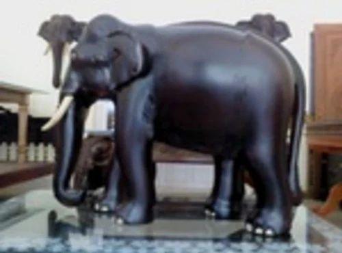 Handicrafts Handicrafts Elephant Manufacturer From Mumbai