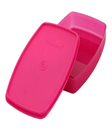 9de3ee17b270 Plastic Boxes - Tupperware Lunch Fuchsia Kiss Box Wholesaler from Delhi