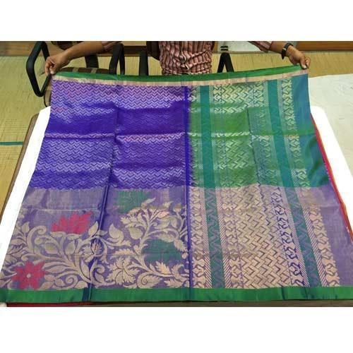 Silk Brocade Sarees