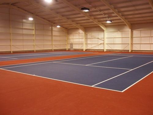 Private Indoor Tennis Court | Migrant Resource Network