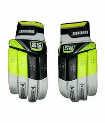 Strap Polyurethane SS Clublite Cricket Batting Gloves, For Sports, Size: 6 x 6 x 3 Inch