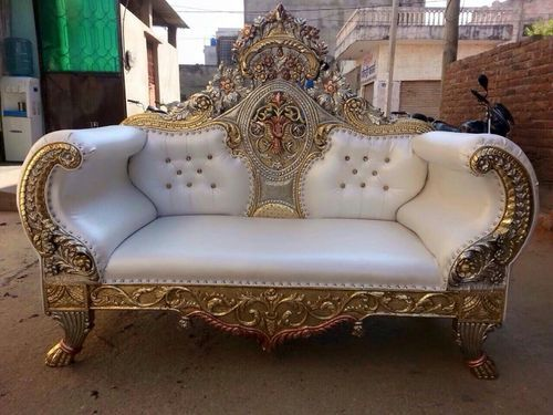 Royal Carved Sofa Furniture फर्नीचर सोफा Unity