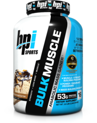 Bulk Muscle Anabolic Muscle Gainer