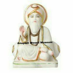 Guru Nanak Marble Statue