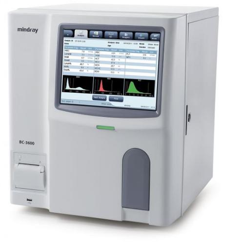 Semi Automatic BC 3600 Hematology Analyzer, for Hospital, Rs 425000 /piece  | ID: 4502204591