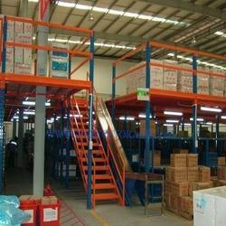 Mezzanine Floors - Mezzanine Floor Manufacturer from New Delhi