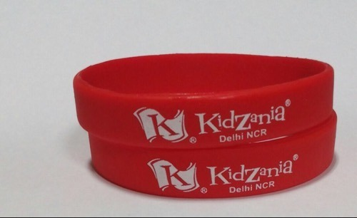 lakshay's Multicolor Silicon Wrist Bands, india