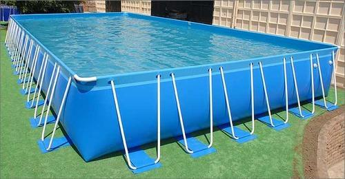 Swimming Pools - Portable Swimming Pools Manufacturer from Meerut