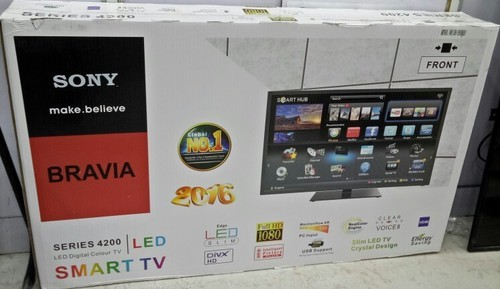 sony tv 42inch