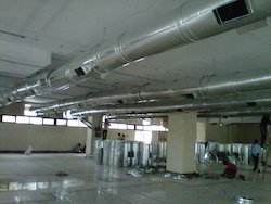 Industrial Ducting System
