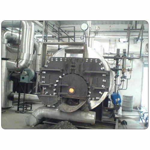 Wet Back Boiler 3 Pass Wet Back Oil Fired Boiler