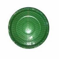 Green Buffet Plates  sc 1 st  IndiaMART & Sri Venkateswara Paper Plates Guntur - Retail Shop of Paper Plates ...