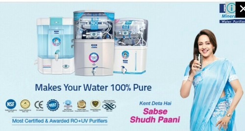 green white blue Kent RO Water Purifier, Rs 14000 /20' container Wonder  Blue RO Systems Pvt. Ltd. | ID: 16217682333