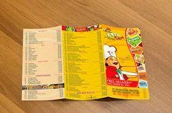 Dosa Plaza Tri Fold Brochure's Printing