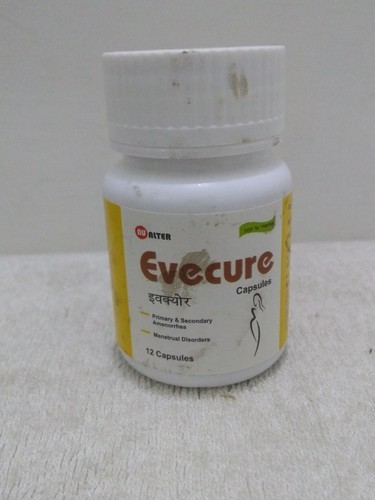 Medicine Grade Menstrual Disorder Capsule For Clinical, Packaging Type: Bottle