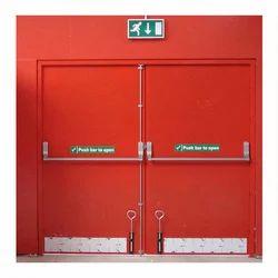 Fire Security twin Door