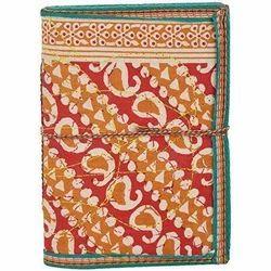 Multicolor Handmade Notebook Diary