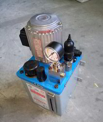 Lubsa Motorized Lubrication Unit Three Phase