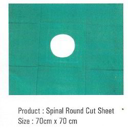 Spinal Round Cut Sheet